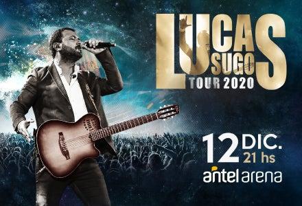 More Info for Lucas Sugo | Tour 2020