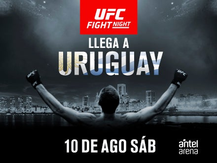 More Info for UFC Fight Night: Uruguay
