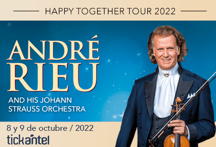 More Info for André Rieu & his Johann Strauss Orchestra