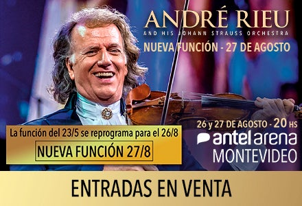 More Info for André Rieu