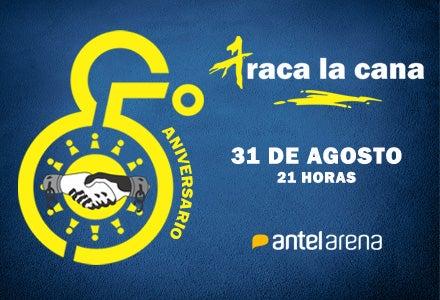 More Info for Araca La Cana | 85° Aniversario