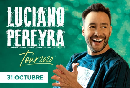 More Info for Luciano Pereyra |Tour 2020