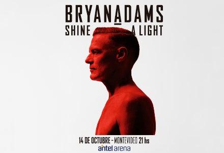 More Info for Bryan Adams | Shine a Light Tour