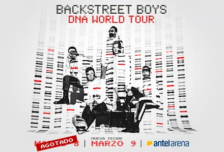 More Info for Backstreet Boys |  DNA World Tour