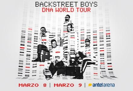 More Info for Backstreet Boys    DNA World Tour
