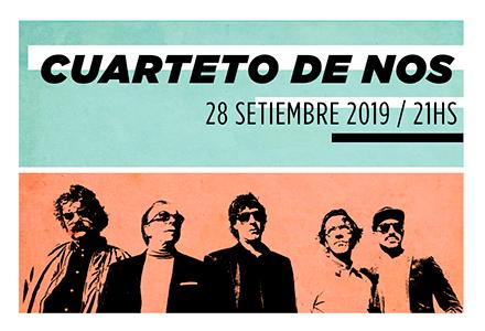 More Info for Cuarteto de Nos | presenta JUEVES