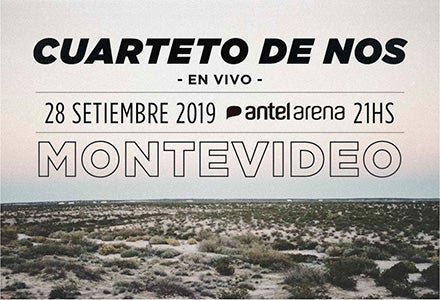 More Info for Cuarteto de Nos