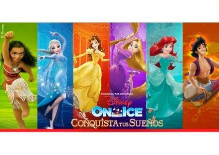 More Info for Disney On Ice | Conquista tus sueños