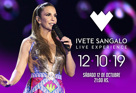 More Info for Ivete Sangalo | Live Experience
