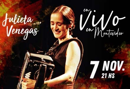More Info for Julieta Venegas  En vivo en Montevideo