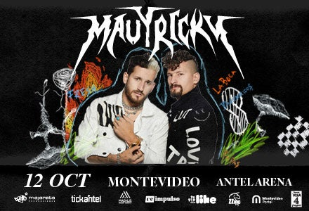 More Info for Mau y Ricky