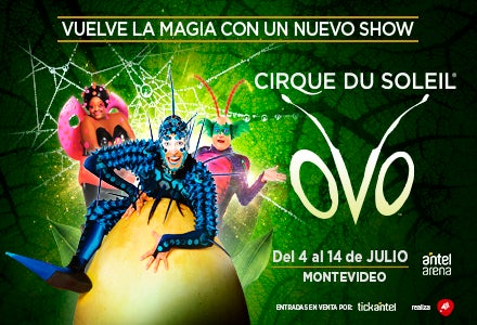 More Info for Cirque du Soleil | OVO