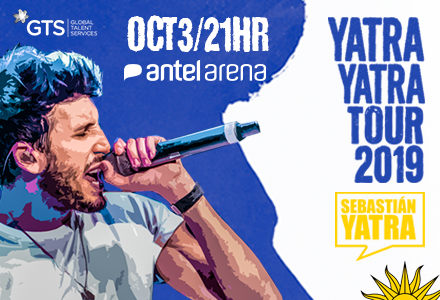More Info for Sebastián Yatra | YATRA YATRA Tour 2019